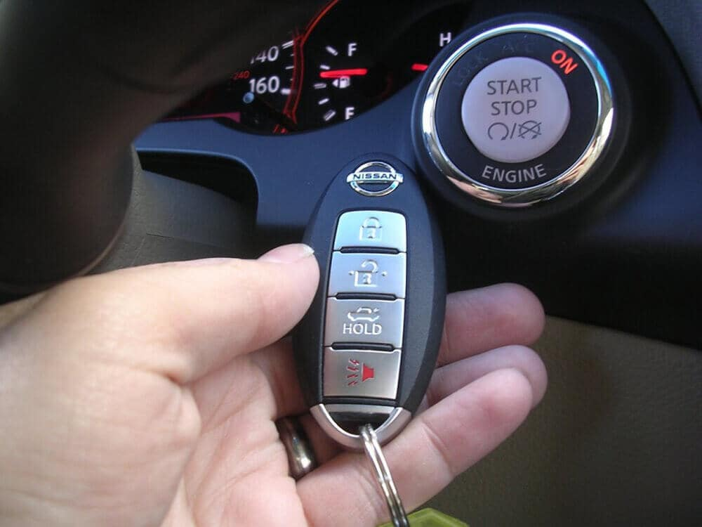 Make Copy Of Car key