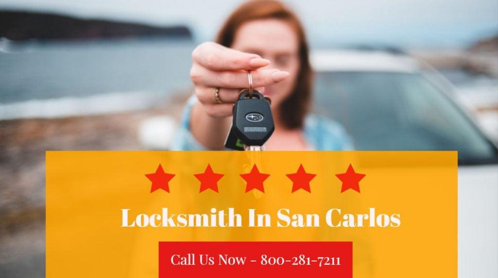 Locksmith San Carlos | Mobile Locksmith San Carlos | San Carlos Locksmith